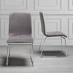 Židle Vinzenz Šedá
